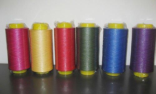 Colore thread per un ricamo