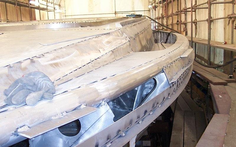 carpenteria navale