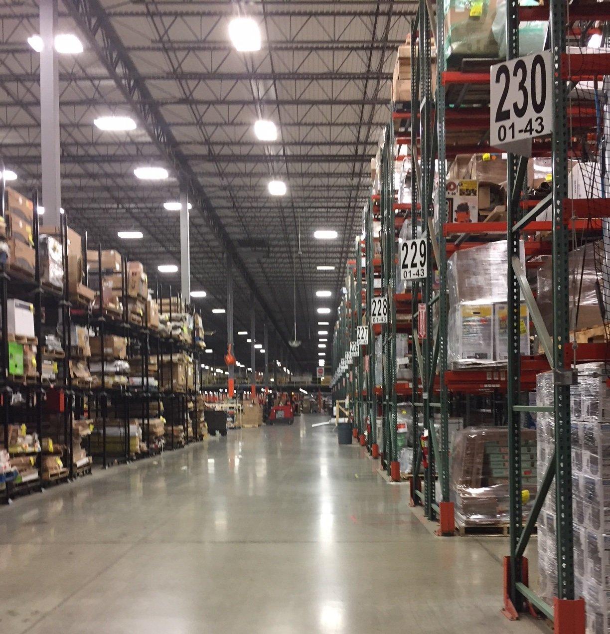 Home Depot Premium Merchandise Truckload, Home Depot