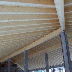 tetto in legno, val trompia, sarezzo, brescia