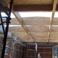 capriate in doppia pendenza, tetti in legno