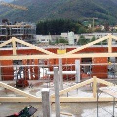 realizzazioni edili, travi in legno, tetti in legno