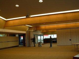 Hotel Sheraton Padova-Sala Congressi ingresso