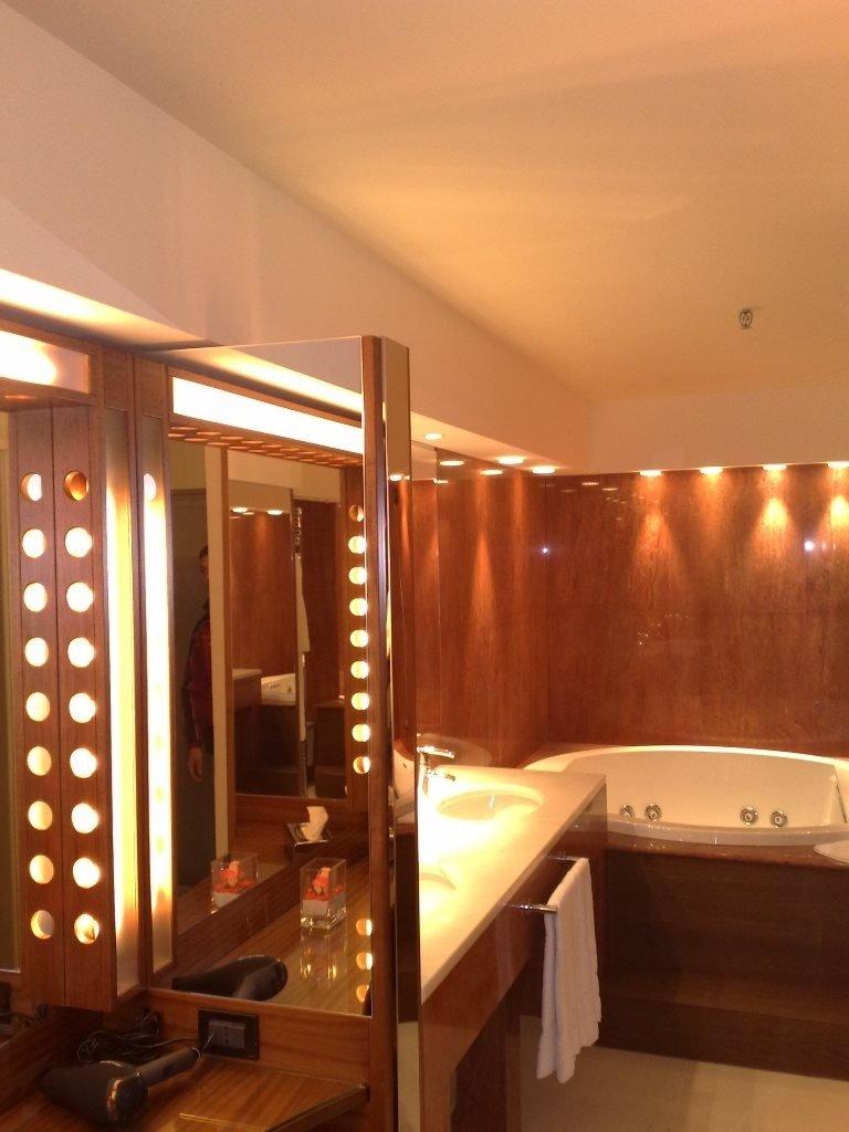 Hotel Sheraton Padova-Suites bagno