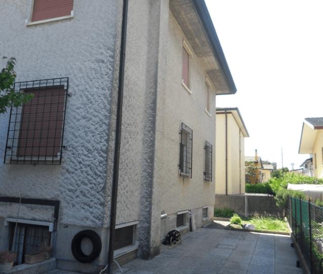 Cappotto Esterno Via Lepanto Padova lato