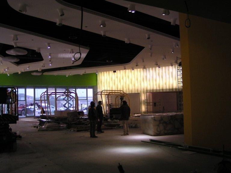 Cinecity Parma lavori quattro