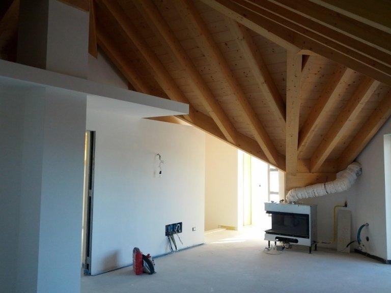 Asiago Immobiliare-Casa Montagna Via Pintus interno