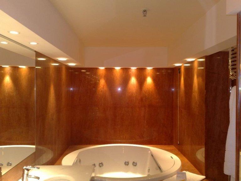 Hotel Sheraton Padova-Suites vasca