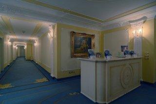 Hotel Trieste Abano Terme reception