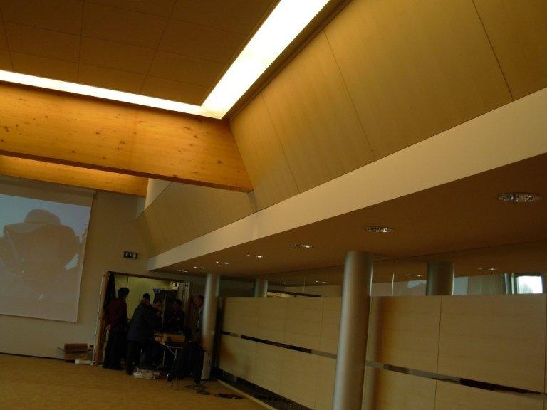 Hotel Sheraton Padova-Sala Congressi particolare