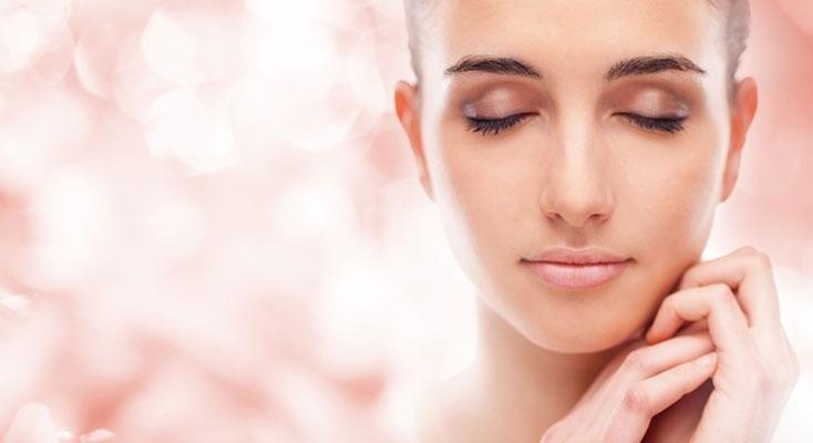 pelle curata dopo seduta dermatologica