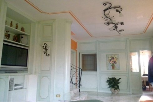 decorazione interno