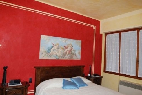 decorazione camera da letto