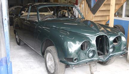 car for restoration