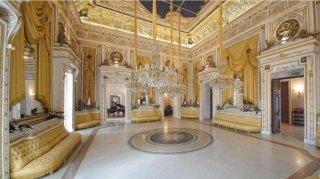 Castello Ducale di Corigliano Calabro interno