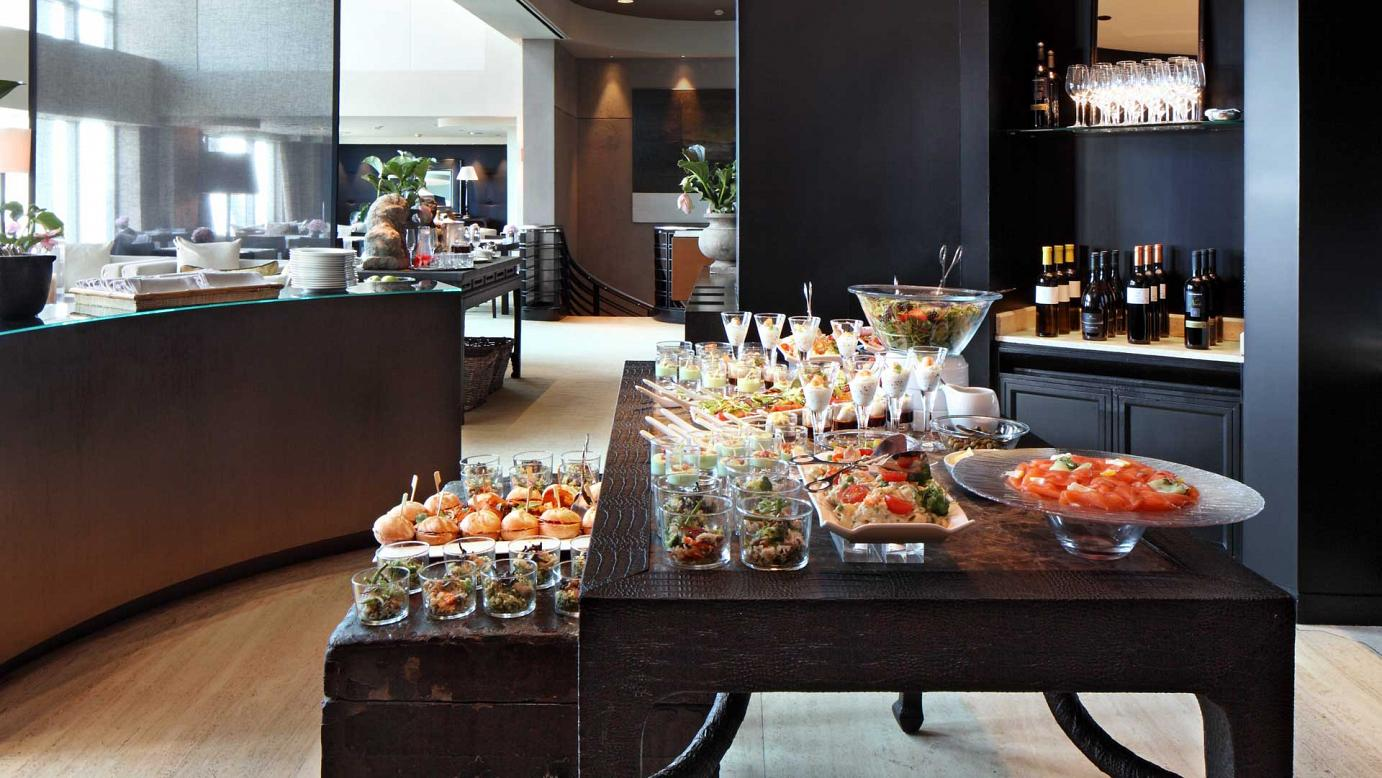 Luxury Hotel In Barcelona Arts Suite And The Club