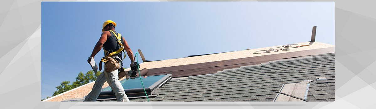 highton roof restoration professional on the roof