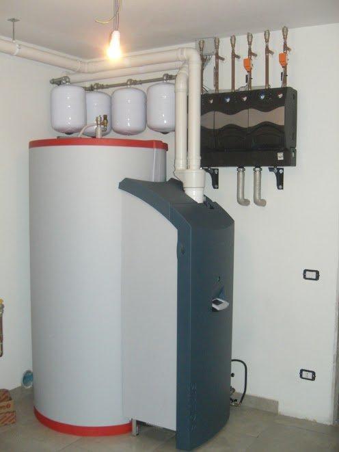 centrale termica solare