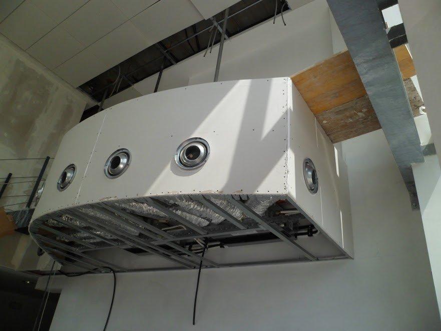 condizionatore canalizzato