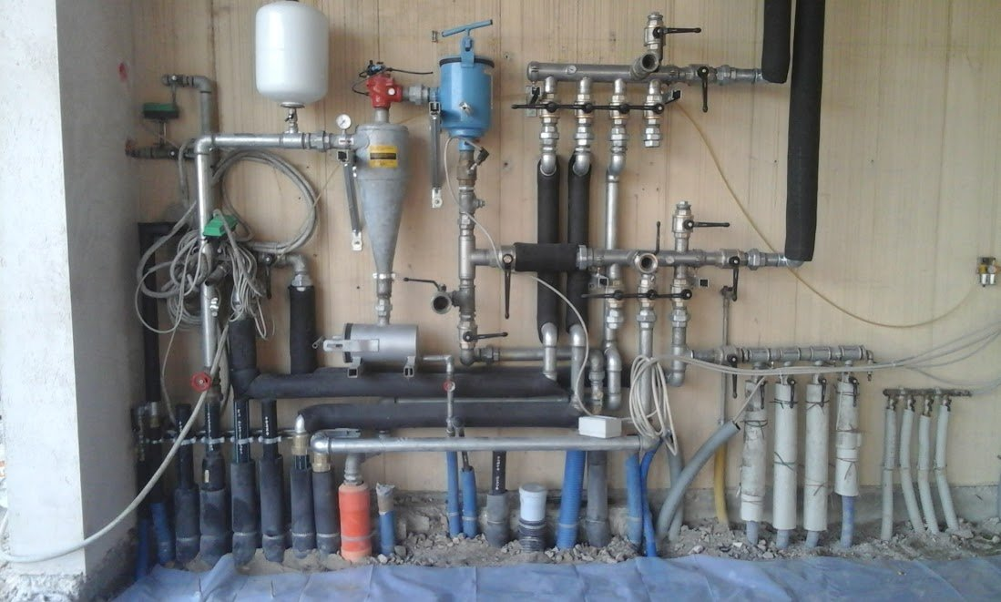 distribuzione acqua usi tecnici