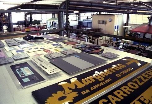 stampa adesivi