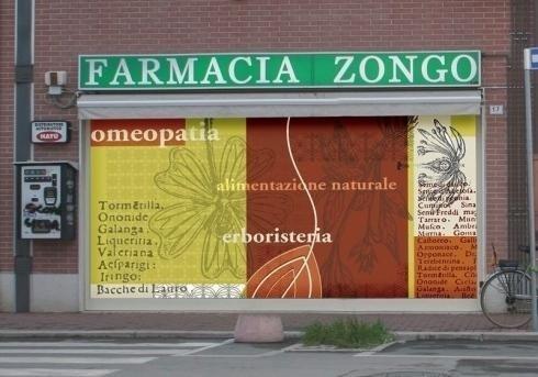 decorazione farmacie