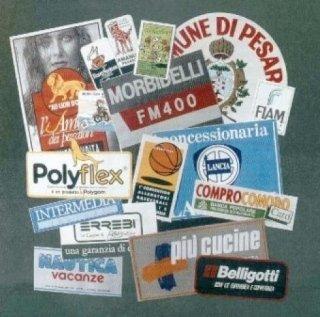 Adesivi per pubblicità