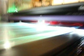 lucidatura per litografie