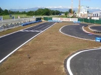 Realizzazione pista minimoto