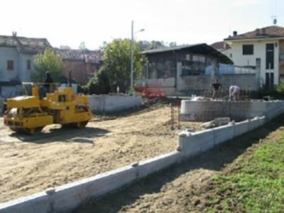 muratura in cemento armato
