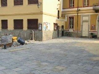 Riqualificazione piazza