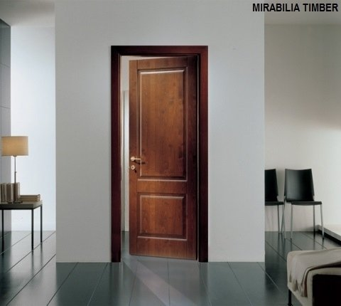 Mirabilia Timber porte Garofoli stile neo classico