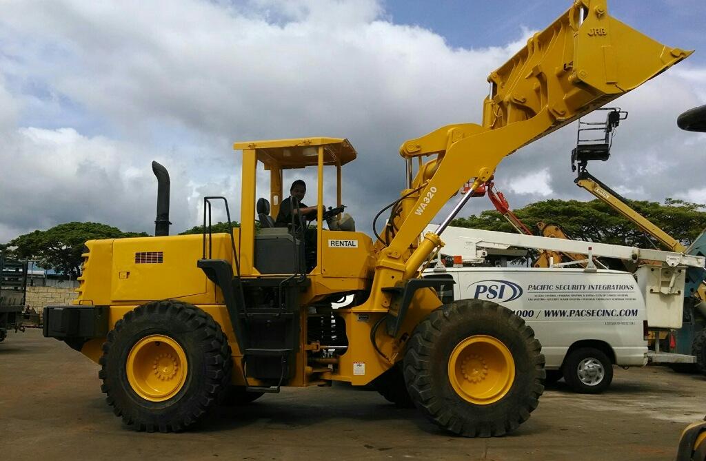 bulldozer & heavy equipment rental Honolulu, HI