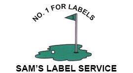 sams label service
