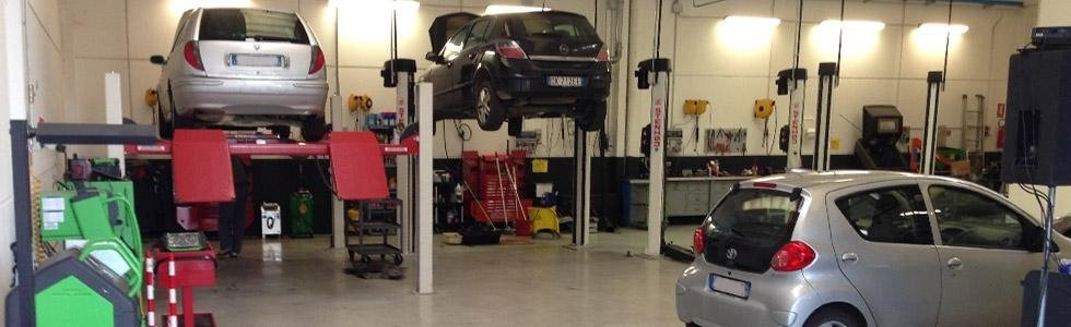 Autofficina nuova diesel iniezione faenza