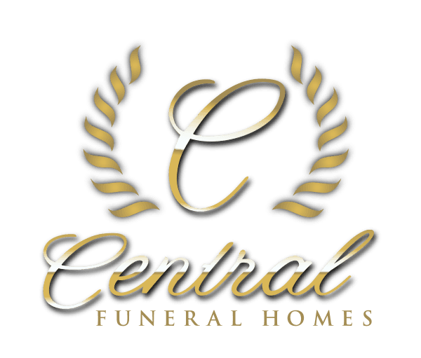 Central Funeral Home logo