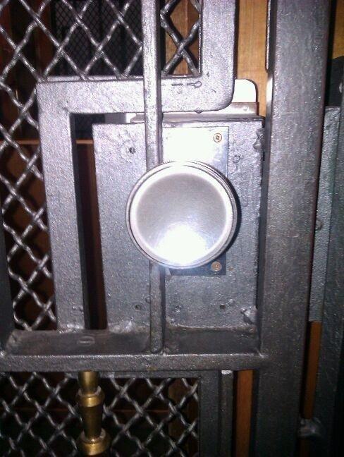 Maniglia cabina ascensore