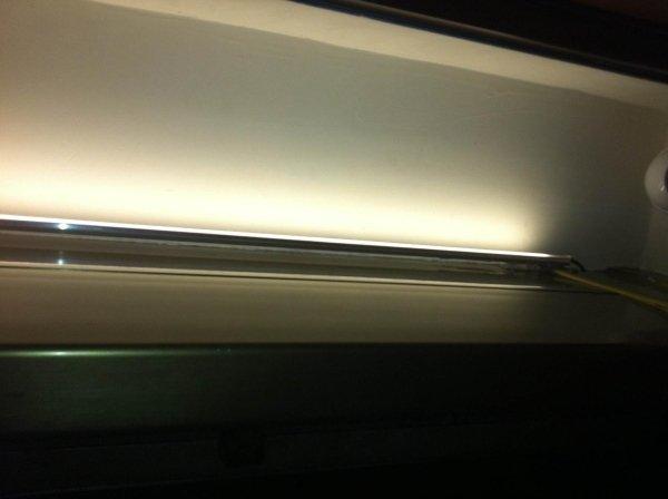 Illuminazione montacarichi