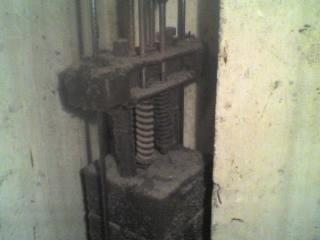 Contrappeso ascensore