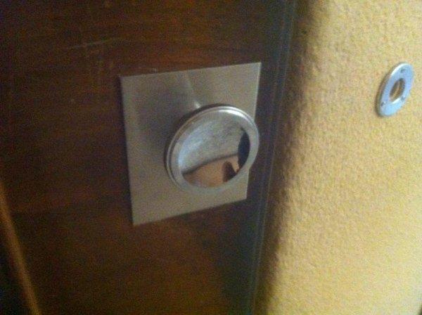 Maniglia ascensore
