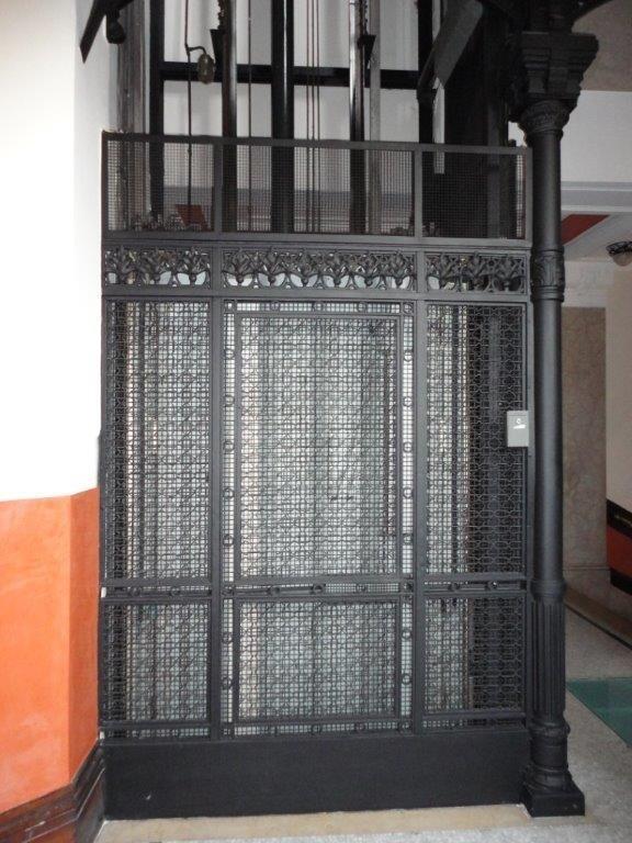Ammodernamento ascensore