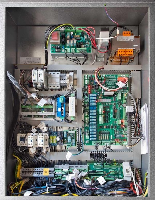 Esempio Quadro elettrico