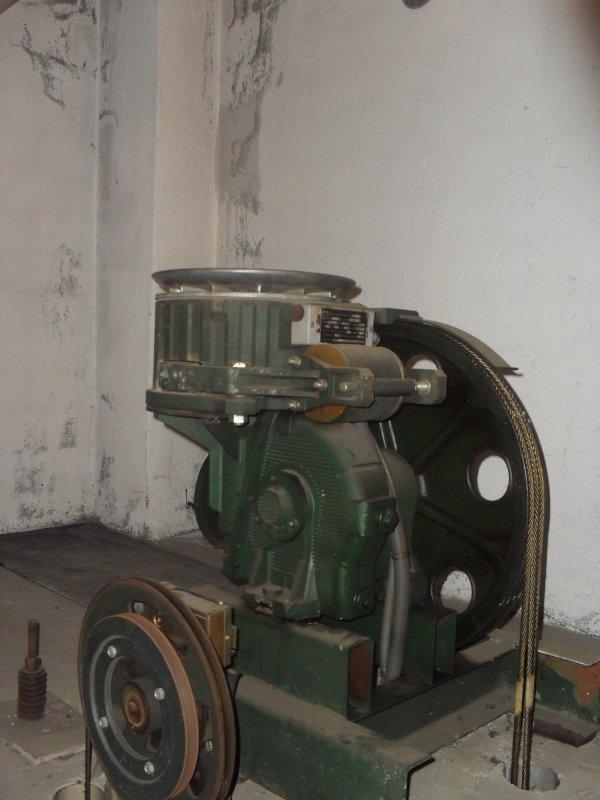 Vecchi macchinari