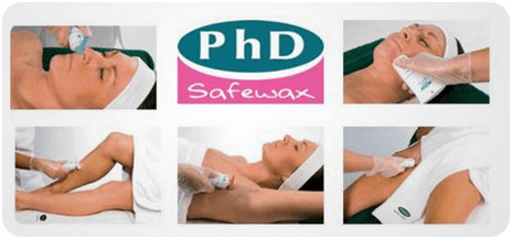 PHD safe waxing treatment