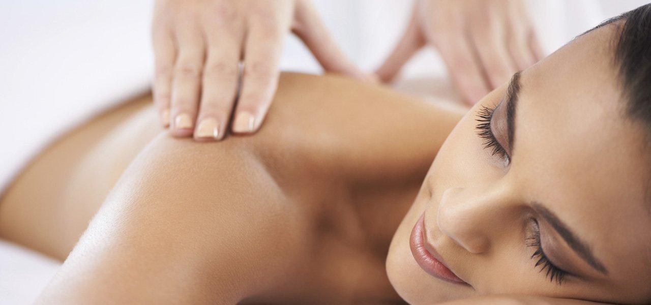 Professional beauty massage