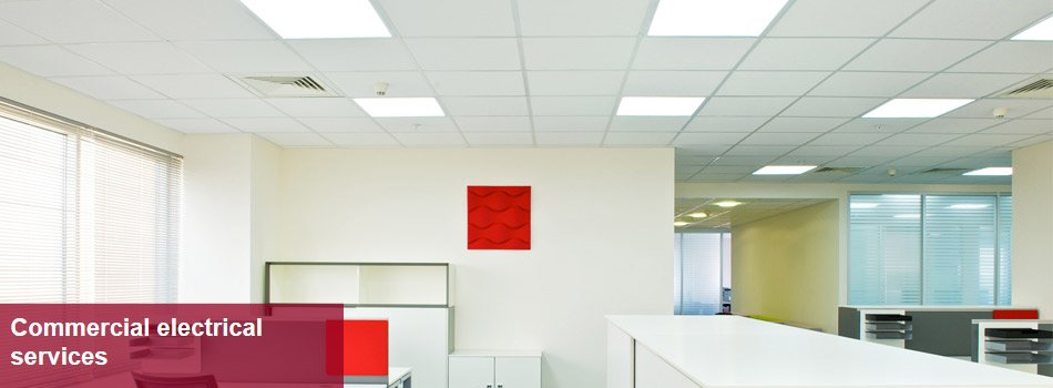 For commercial electrical services in Windsor call KEIBEC Ltd