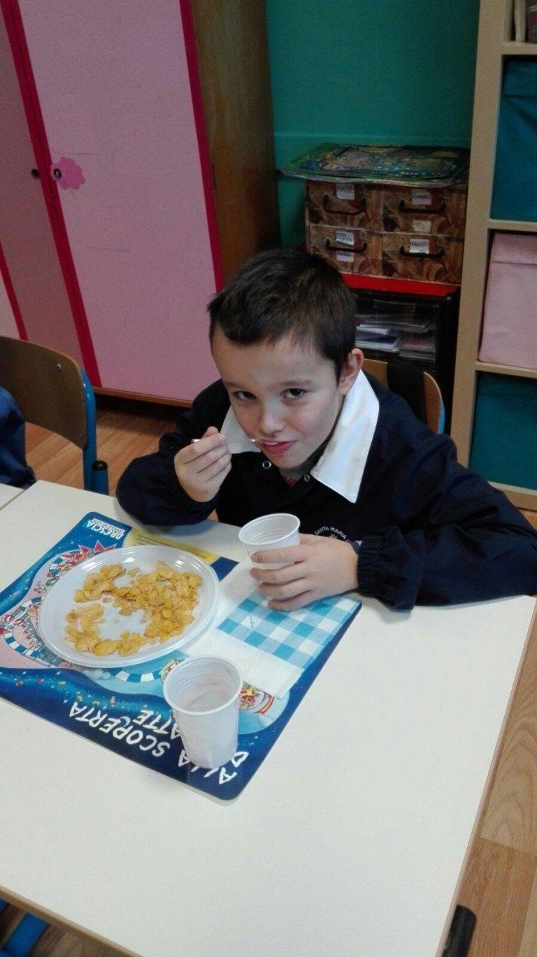 Educazione alimentare scuola