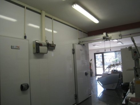 impianti per congelamento industriale, impianti frigoriferi