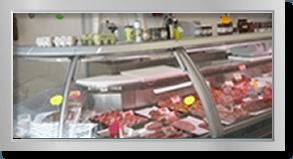 banchi per macellerie, banchi per gastronomie, banconi refrigerati