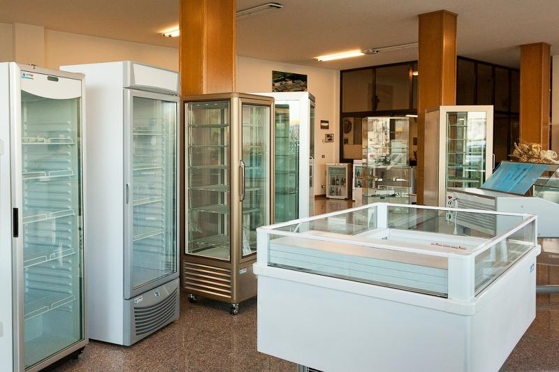 congelamento industriale, frigoriferi industriali, congelatori